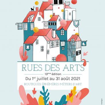 Rues Des Arts